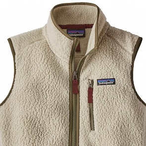 Patagonia Women's Retro Pile Fleece Vest - Pelican