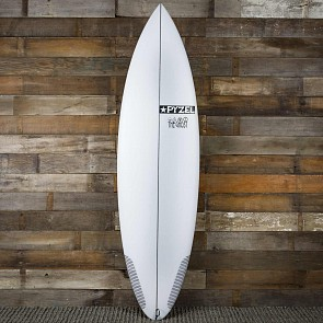 Pyzel Ghost 6'5 x 20 3/8 x 3 Surfboard - Top