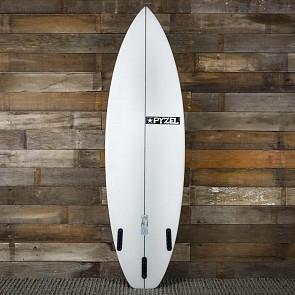 Pyzel Stubby Bastard 6'0 x 19 5/8 x 2 1/2 Surfboard - 3 Fin