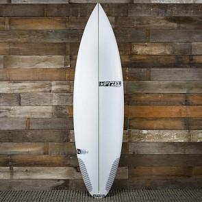 Pyzel Bastard 6'2 x 19 3/8 x 2 9/16 Surfboard - Top