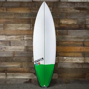 Pyzel Stubby Bastard 6'2 x 20 x 2 5/8 Surfboard - Top