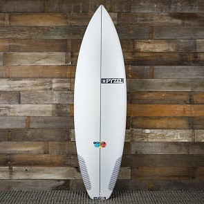 Pyzel Stubby Bastard 6'0 x 19 5/8 x 2 1/2 Surfboard - Top
