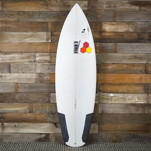 Channel Islands The Neck Beard 5'8 x 19 3/4 x 2 3/8 Surfboard -Top