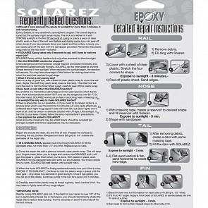 Solarez Epoxy Ding Repair - 2 oz.