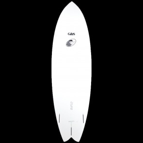 Gordon & Smith USED 6'2 Mini Magic Fish Surfboard