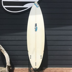 JS Flyboy 6'1 x 18 3/8 x 2 1/4 Used Surfboard