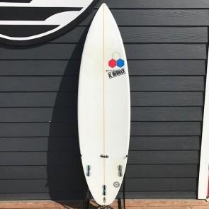 Channel Islands Rookie 6'2 x 18 5/8 x 2 5/16 Used Surfboard