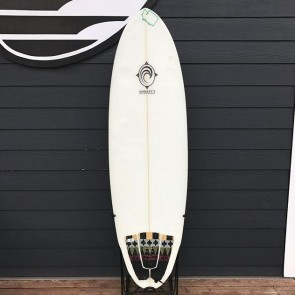 Roberts Double Wing Egg 6'0 x 20 2/5 x 2 5/8 Used Surfboard
