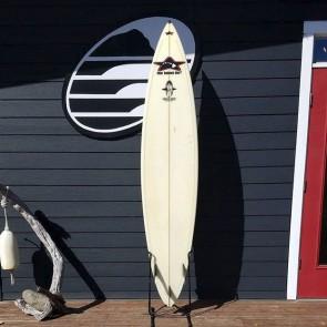 Blue Hawaiian Gun 8'0 x 19 1/8 x 2 3/4 Used Surfboard