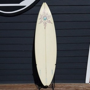 Logosz Ring Of Fire 6'0 x 18 3/8 x 2 3/16 Used Surfboard