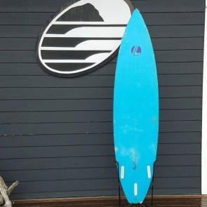 Linden Gun 7'4 x 20 1/2 x 2 3/4 Used Surfboard