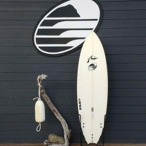Rusty Piranha 6'4 x 20.35 x 2.4 Used Surfboard