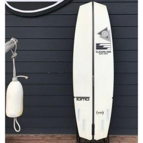 Firewire Vader LFT 5'8 x 19 1/8 x 2 5/8 Used Surfboard
