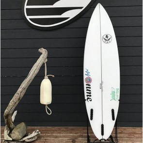 NME Surf 6'3 x 19 1/2 x 2 1/4 Used Surfboard