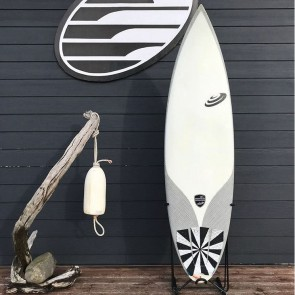 Coil Industries 6'2 x 19 x 2 5/16 Used Surfboard