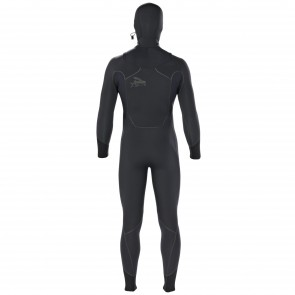 USED Patagonia R4 Hooded Wetsuit - Size LS
