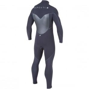USED Rip Curl Flash Bomb Plus 4/3 CZ Wetsuit - Size LS