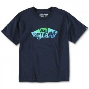 Vans Youth OTW T-Shirt - Navy/Tie Dye