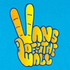 Vans Youth Thumb War T-Shirt - Turquoise