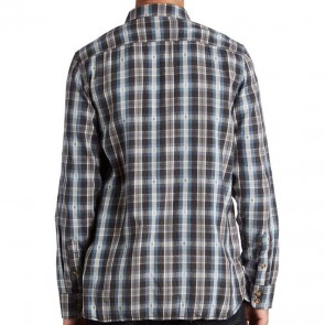 Vans Canehill Shirt - Blue Mirage/New Charcoal