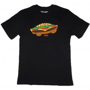 Vans Youth Off The Grill T-Shirt - Black