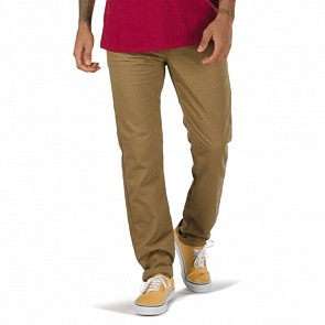 Vans Authentic Stretch Chino Pants - Dirt