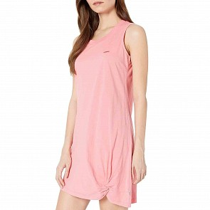 Vans Women's Knotty Dress - Strawberry Pink