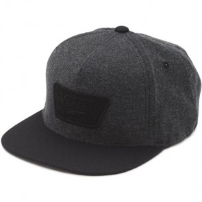 Vans Full Patch Hat - Asphalt Black