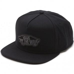 Vans Classic Patch Hat - Black