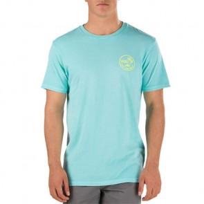 Vans Vintage Mini Palm T-Shirt - Aqua Sky