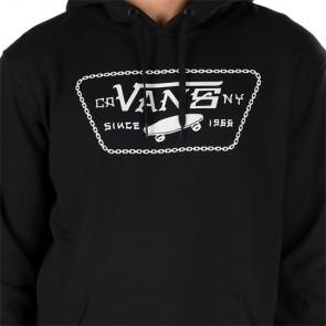 Vans Full Chain Hoodie - Black
