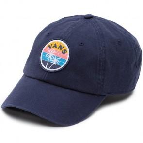 Vans Women's Court Side Hat - Dress Blues