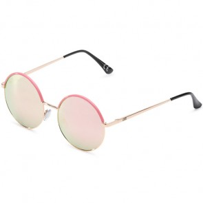 Vans Women's Circle Of Life Sunglasses - Rose Gold