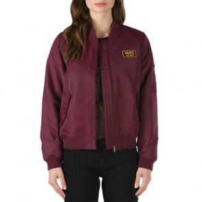 Vans Women's Boom Boom III Jacket - Port Royale