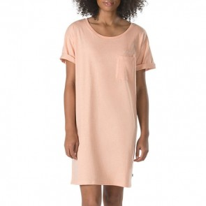 Vans Women's Paradise Dress - Muted Clay Heat