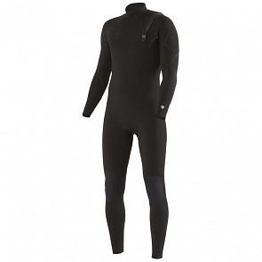 Vissla High Seas 3/2 Zip Free Wetsuit - Stealth