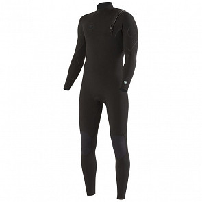 Vissla High Seas 3/2 Zip Free Wetsuit - Stealth