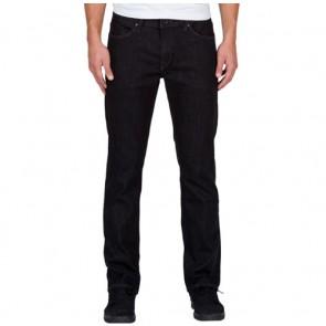 Volcom Solver Jeans - Black Rinser