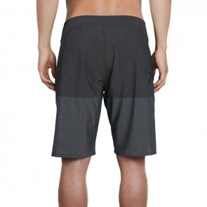 Volcom Lido Heather Mod Boardshorts - Black