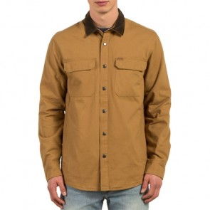 Volcom Larkin Jacket - Burnt Khaki