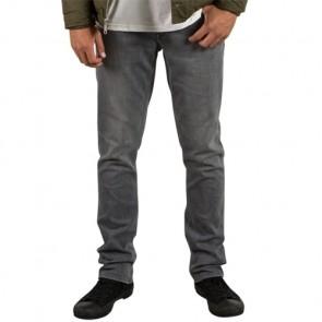 Volcom Vorta Slim Fit Jeans - Power Grey
