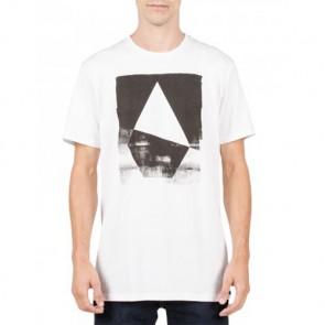 Volcom Hand Geo T-Shirt - White