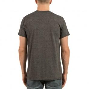Volcom Garage Club T-Shirt - Heather Black