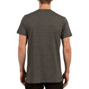 Volcom Blooms Day T-Shirt - Heather Black
