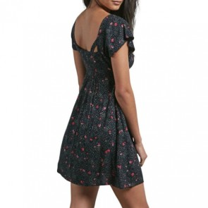 Volcom Women's It's A Cinch Dress - Black