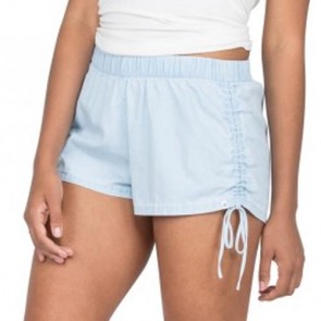 Volcom Women's Cham Hey Shorts - Ocean