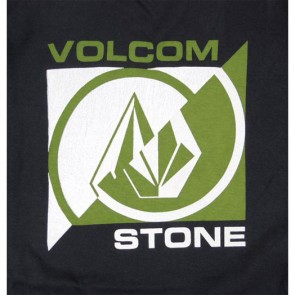 Volcom Youth Splitsies T-Shirt - Black