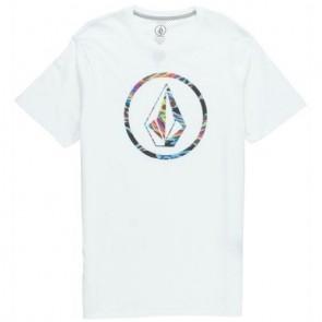 Volcom Youth Parillo Stone T-Shirt - White