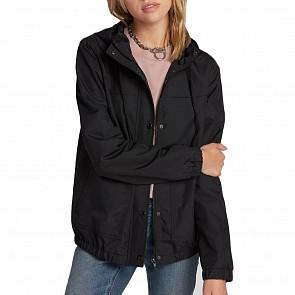 Volcom Women's Enemy Stone Jacket - Black