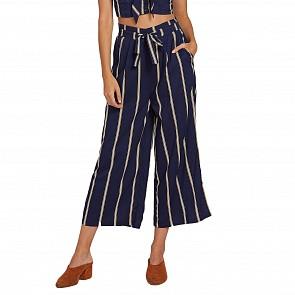 Volcom Women's Winding Roads Pants - Midnight Blue